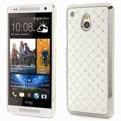 Bling Diamond carcasa protectora para HTC One Mini