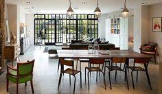 Xnet - ויקטוריאני למעלה, תעשייתי למטה: בית בלונדון