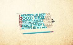 Words About Design Desktop Wallpaper