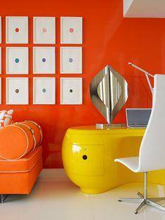 A collection with colorful interior design ideas by Anthony Baratta.  Anthony Baratta began his design career over thirty years ago after graduating from Fordham University with a degree in...