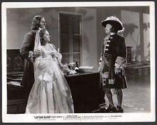 Errol Flynn OLIVIA de HAVILLAND Lionel Atwill CAPTAIN BLOOD Vintage Orig Photo