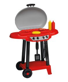 Pleasurables...loving this My Very Own Grill Set on #zulily! #zulilyfinds