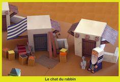 My Little House: Bible Paper Toys – Bethlehem Town