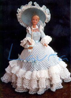 26 Fantastiche Immagini Su Vestiti Per Barbie Alluncinetto Barbie