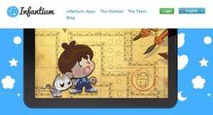 infantium #Eurekas! Una plataforma de desarrollo cognitivo para niños de 0-6 años mediante aplicaciones para dispositivos móviles