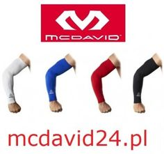 McDavid 6566 Rękaw kompresyjny ARM SLEEVE 2 szt.