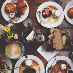 ▸ Das sind die ausgefallensten Flohmärkte in Wien - Brunch, Anna, Breakfast, Food, Rainy Weather, Destinations, Morning Coffee, Essen, Meals