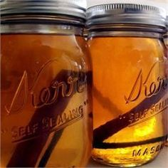 Grandma's Apple Pie 'Ala Mode' Moonshine - Allrecipes.com. Alternative, use 151 Proof Vodka instead of Moonshine. Switch half of white sugar for brown sugar. Lastly, make your own Apple juice from Macintosh Apples. Bottle and give as gifts. Call it ApplePie Shine.