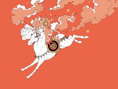 Birth of Uchchaihshravas - Horses Divine