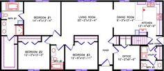 Alternate Floor Plan: 4111 Covington