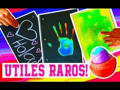 REGRESO A CLASES! Haz UTILES ESCOLARES MAS COOL y RAROS! Vuelta a clases DIY - YouTube