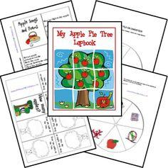 The Apple Pie Tree Lapbook