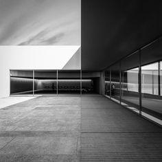 Projet nouvelle école d'architecture ENSAPBX salle de classe / terrasse Anthony Ciutat