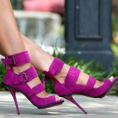 Gwen Stefani Ankle Sandal Heels