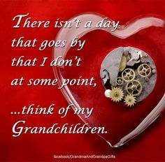 Love my grandchildren!