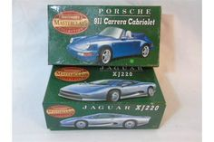 8 Various boxed model vehicles to include Matchbox