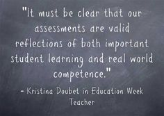 Kristina Doubet, Heather Wolpert-Gawron, Thomas Guskey, Thom Markham and Nancy Sulla contribute their thoughts on assessment in today's classroom.