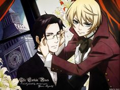 Claude and Alois - Kuroshitsuji Photo (13667199) - Fanpop
