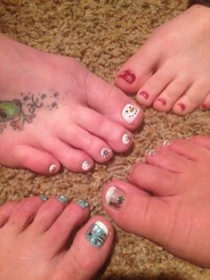 Image detail for -Toe nail designs gallery chinese tiger pedicure ...