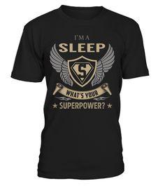 Sleep - What's Your SuperPower #Sleep