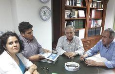 Ganemos Talavera y FEPEMTA se reunieron para hablar de la reactivación comercial - 45600mgzn