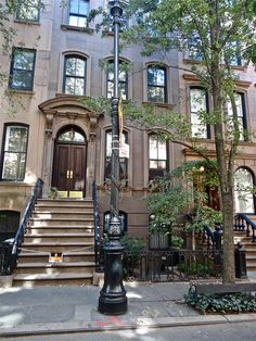 Sex and The City - Carrie Bradshaw's Apartment