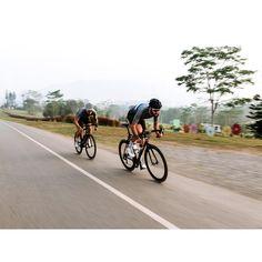 roads of khao kho, thailand. #bbuc #outdoordisco #thailand #cycling
