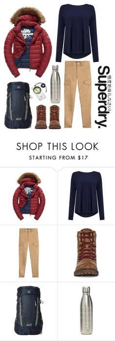 """""""The Cover Up – Jackets by Superdry: Contest Entry"""" by gabrielles-1 ❤ liked on Polyvore featuring Fuji, Phase Eight, Polo Ralph Lauren, POP, Jack Wolfskin, Old Navy and Superdry"""