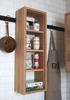 Railway kitchen module