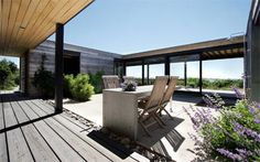 Lund Hagem Architects. The Scandinavian riad?