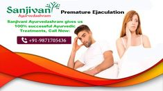 If you are looking for herbal medicine for PE then Sanjivani Ayurvedashram can help you out with authentic and proven treatment, whether it is caused due to psychological or physiological factors.