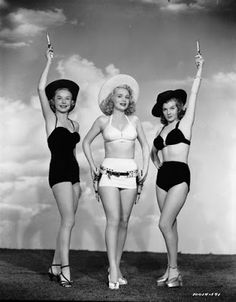 "Vintage Glamour Girls: Marie Wilson, Diana Lynn & Corinne Calvet in "" My ..."