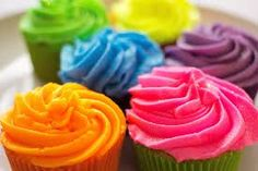 glacage cupcake