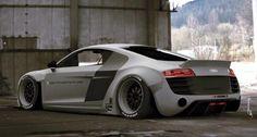 Walk body kit Audi TT