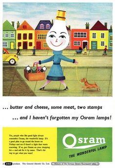 Osram lighting ad
