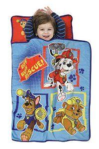 Paw Patrol Toddler Nap Mat, Blue #mat #toddler #blue