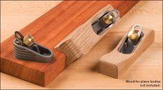 Veritas® Inset Plane - Woodworking