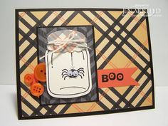 Captured the Spider by iafarmgirl1 - Cards and Paper Crafts at Splitcoaststampers