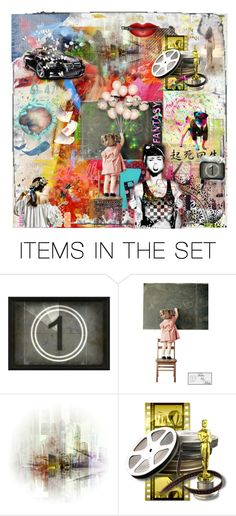 """It does not have to be perfect"" by eivissa1 ❤ liked on Polyvore featuring art"