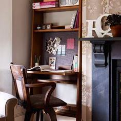 Create a cozy office at home