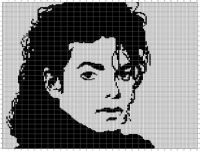 "Gallery.ru / Olgakam - Альбом ""Майкл Джексон (схемы)"""