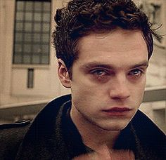 Awe Sebby, don't cry. When you cry I cry. | Community Post: 37 Reasons To Fall In Love With Sebastian Stan