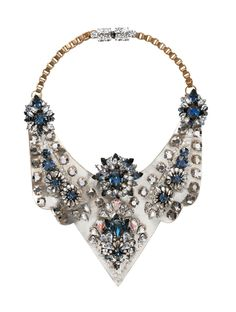 Shourouk Necklace >> www.videdressing.com