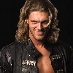 Edge - actually looks like an ex of mine! still cute though! lol