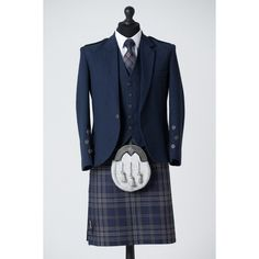 Arran Tweed Kilt Hire