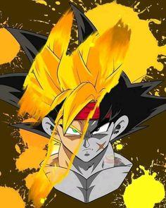 Man I want to see bardock come back to life. Dragon Ball Gt, Wallpaper Animé, Otaku, Animes Wallpapers, Akira, Anime Art, Drawings, Artwork, Manga Girl