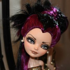 EVER AFTER/ MONSTER HIGH REPAINT BY PGR SPA - OOAK