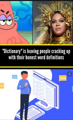 """This """"dictionary"""" is leaving people cracking up with their honest word definitions Minion Jokes, Funny Baby Pictures, Free Phone Wallpaper, Pretty Anime Girl, Prom Photos, Stylish Girl Pic, Weird Stories, Coffee Is Life, Bridal Nails"""