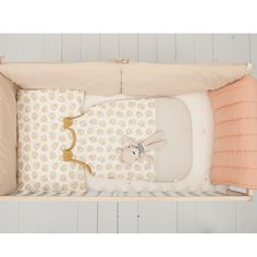 ***** SPECIAL OFFER - DISCONTINUED COLOUR *****  Cot/ Cotbed: W75cm x L120cm - alsoavailablein single bed size see Junior quilts Col: Bright Coral - Dark C...