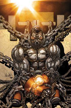 comicbookartwork:  Colossus____©___!!!!